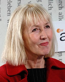 Brigitte Kronauer German writer