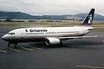 Britannia Airways Boeing 737-3T5 at Canberra Airport.jpg