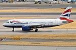 British Airways, G-EUPO, Airbus A319-131 (42595963320).jpg