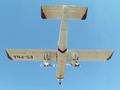 Britten-Norman Islander BN-2A-26 registered as ES-PNA flying in Estonia (5675975356).png