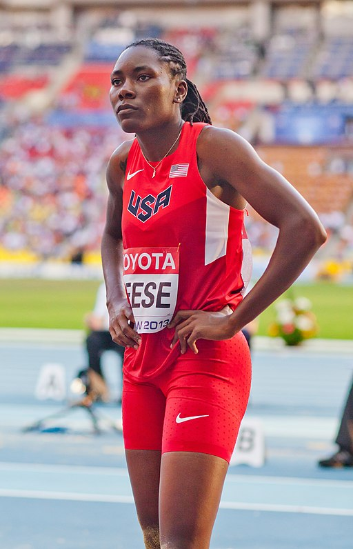 Brittney Reese (2013 World Championships in Athletics) 02