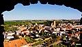 Brodnica, Polska. Widok z wieży zamku Krzyżackiego - panoramio (1).jpg