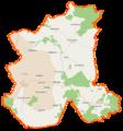 Brojce (gmina) location map.png