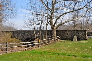 Brower's Bridge - Brower's Bridge, April 2011
