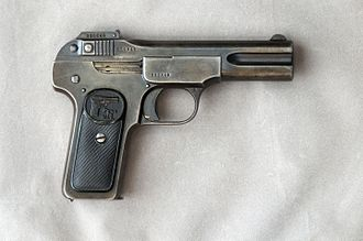 FN M1900 - Browning 1900 .32 ACP S/n 330049