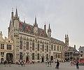 Bruges Belgium Town-hall-of-Brugge-02.jpg
