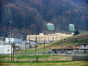 Brushy Mountain State Penitentiary - Brushy Mountain State Prison, 2009
