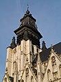 Bruxelles Notre-Dame de la Chapelle clocher.jpg