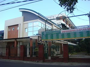 Baliuag University - Image: Bu 3jf