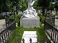 Bucuresti, Romania, Cimitirul Bellu Catolic, (Mormantul necunoscut) (4)(B-IV-a-B-20118).JPG