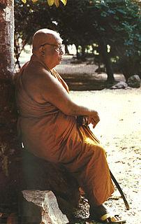 Buddhadasa Thai Buddhist monk