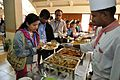 Buffet Lunch - Strategic Transformations - Museums in 21st Century - International Conference and Seminar - Science City - Kolkata 2014-02-13 2613.JPG