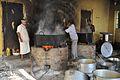 Bulk Meal Preparation - Ramakrishna Mission Ashrama - Sargachi - Murshidabad 2014-11-11 8339.JPG