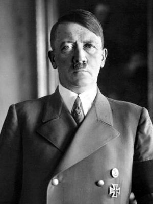 Deportations from the German-occupied Channel Islands - Adolf Hitler