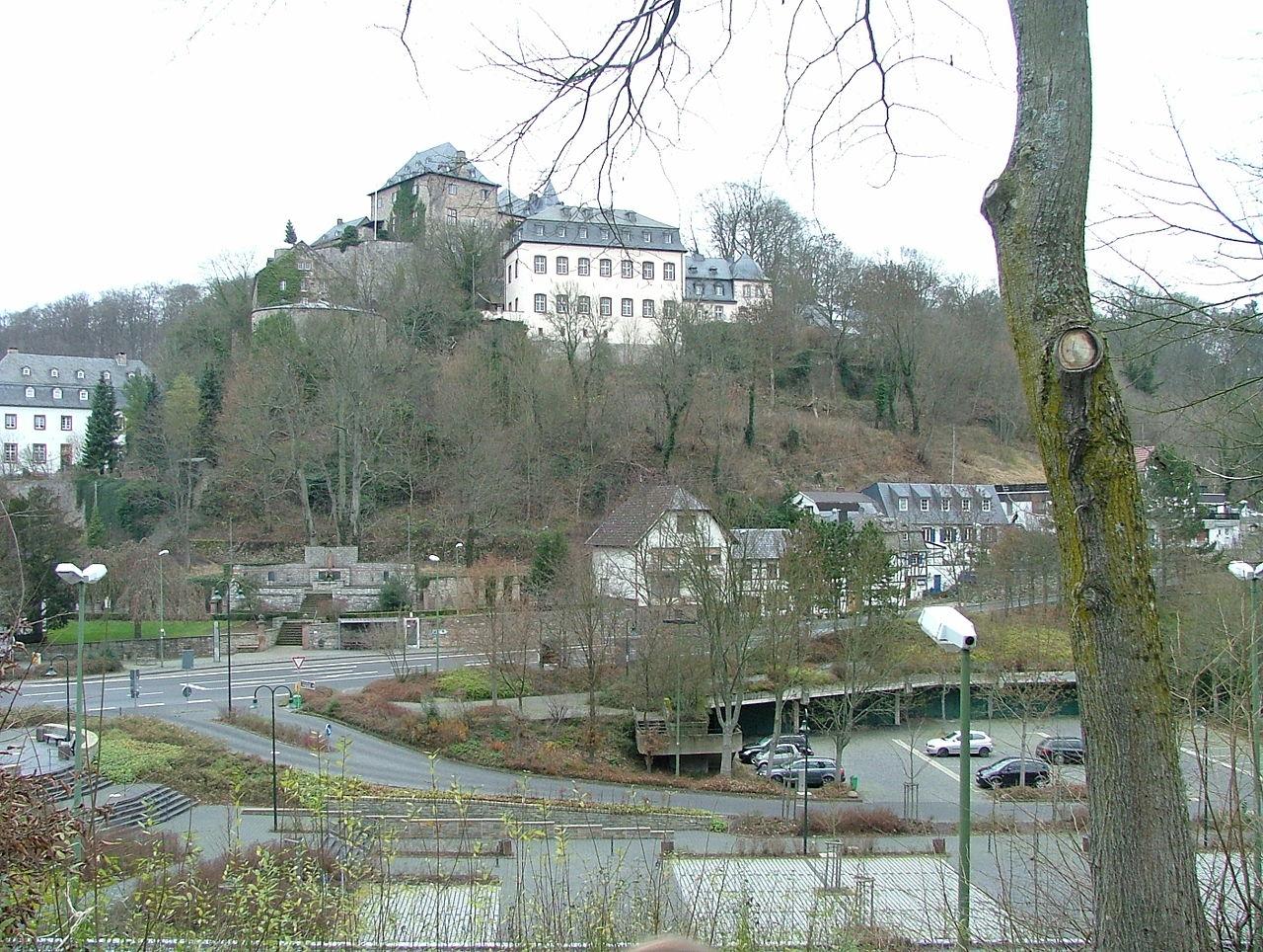 Castle Blankenheim.