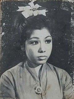 Nwet Nwet Mu Burmese film actress (1950-2011)