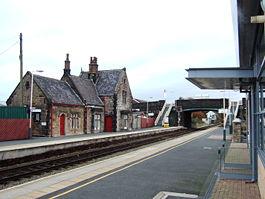 Burscough Bridge Railway Station Wikipedia