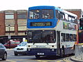 Bus, Rother Street, Stratford-upon-Avon - DSC09025.JPG