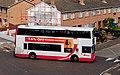 Bus, Sydenham, Belfast - geograph.org.uk - 1891846.jpg