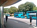 Buses at Chatham Waterfront Bus Station, 4.7.2017.jpg