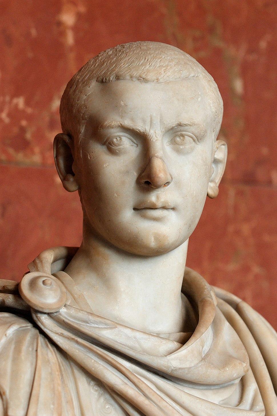 Bust Gordianus III Louvre Ma1063