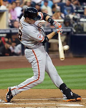 Buster Posey - Image: Buster Posey 2013