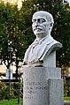 Busto Arnaldo Fusinato - Parco Donatori di Sangue, Schio.JPG