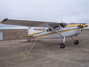 Cessna 185 1974-1991
