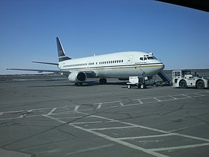 Flair Airlines - A Flair Airlines Boeing 737-400