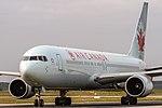 C-FXCA Air Canada Boeing 767-375(ER) @ Frankfurt Rhein-Main International (FRA EDDF) 08.09.2017 (41109704412).jpg