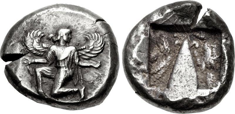 CARIA, Kaunos. Circa 470-450 BC