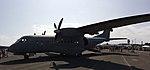 CASA CN-235 - Jornada de puertas abiertas del aeródromo militar de Lavacolla - 2018 - 01.jpg