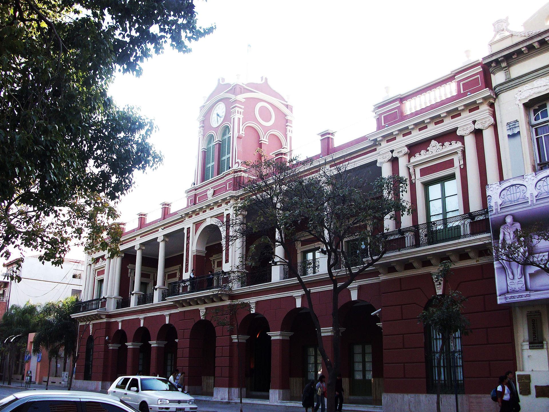 Centro Cultural del Bicentenario (Santiago del Estero) - Wikipedia la enciclopedia libre