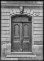 CH-NB - Genève, Maison, Porte d'entrée, vue d'ensemble - Collection Max van Berchem - EAD-8663.tif