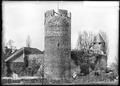 CH-NB - La Tour-de-Peilz, Château, Tour, vue d'ensemble - Collection Max van Berchem - EAD-7556.tif