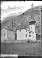CH-NB - Zermatt, Kirche, vue partielle extérieure - Collection Max van Berchem - EAD-9467.tif