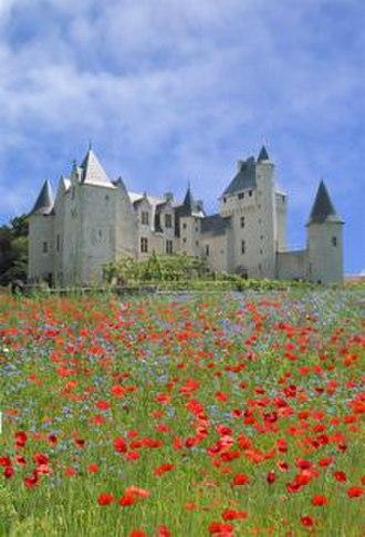 Château du Rivau - Image: CHATEAU DU RIVAU COC