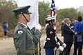 CMC and SMMC at Iwo Jima 150321-M-SA716-137.jpg