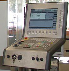 220px CNC Panel DMU50e