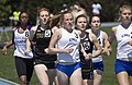 CNU Captains Classic Track and Field meet women William and Mary Salisbury Christopher Newport University (18730020974).jpg