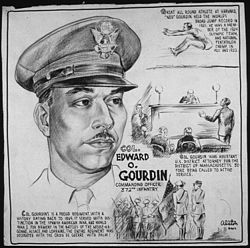 COL. EDWARD O. GOURDIN - COMMANDING OFFICER 372nd INFANTRY - NARA - 535682.jpg