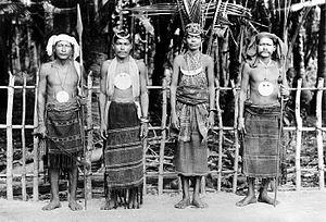 Kisar - Kisar villagers