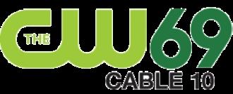 WUPA - Image: CW69 Logo
