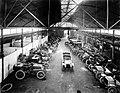 C S Rolls' car showroom, Lillie Hall, Fulham, London, 1903.jpg