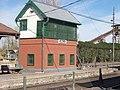 Cabina de señales de la Estación Cañuelas.jpg