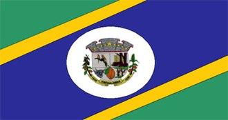 Cacaulândia - Image: Cacaulandia bandeira