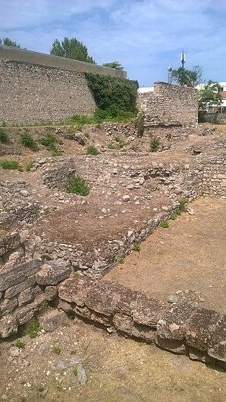 Cadmea - Site of the Cadmea in 2016