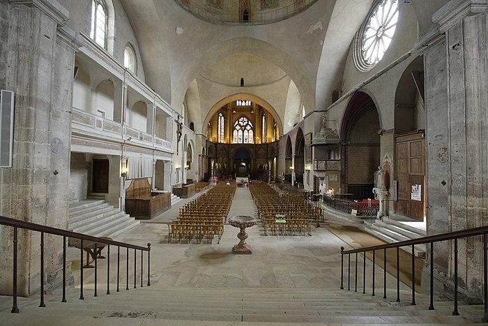 Cath drale saint etienne monument historique cahors myopenweek - Cathedrale saint etienne de cahors ...