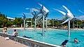 Cairns Esplanade Lagoon Pool, Esplanade, Cairns, Queensland, Australia - panoramio (2).jpg