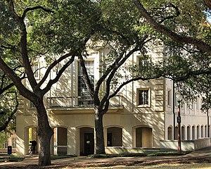 Calhoun Hall - Image: Calhoun hall 2014